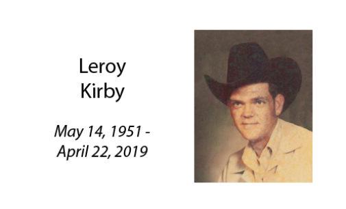 Leroy Kirby