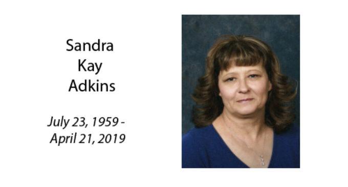 Sandra Kay Adkins