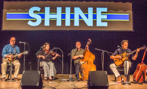 Bluegrass band shines at Breckenridge's National Theatre
