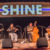 Shine performs at the National Theatre
