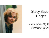 Stacy Bacon Finger