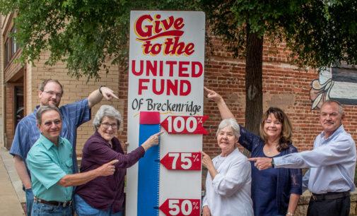 United Fund of Breckenridge reaches fundraising goal