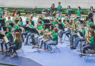 BHS Band potato bake and concert night