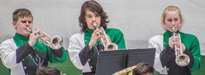 Breckenridge high school, junior high bands perform Spring Concert