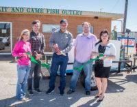 Crystal Falls Fish Farm celebrates grand opening with ribbon cutting