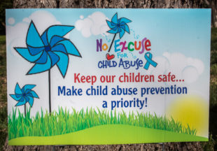 Spotlighting Child Abuse Prevention