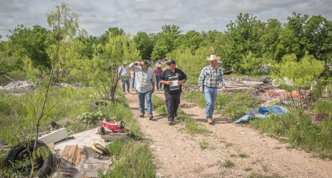 City, county team up with West Central Texas Council of