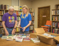 Library Book Sale scheduled for Friday and Saturday