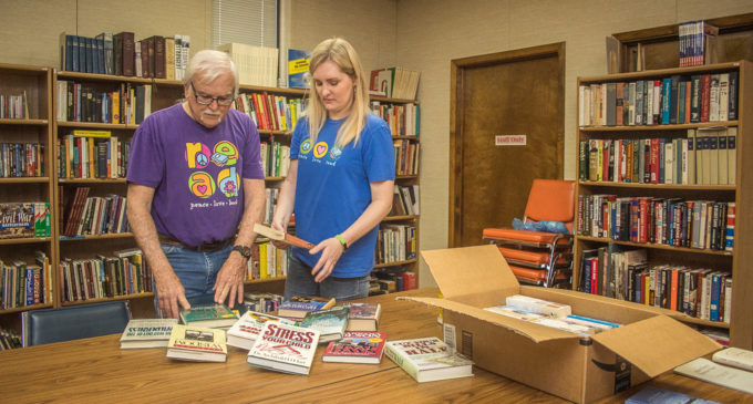Breckenridge Library benefit book sale slated for May 14-15
