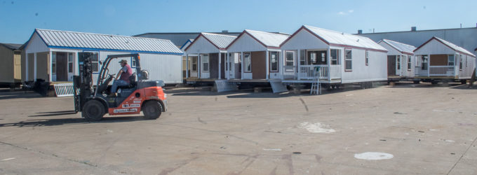 Breckenridge's New Vision plant adds tiny houses to product line