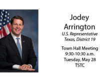 U.S. Rep. Arrington to visit Breckenridge on Tuesday morning