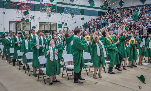 BHS Class of 2019 graduates and celebrates