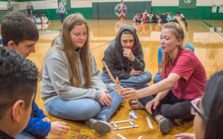 Breckenridge Junior High STEM Projects