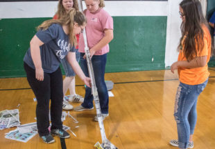 Breckenridge Junior High STEM Projects