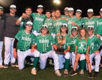 Buckaroos to take on Anson Tigers for baseball Area Championship
