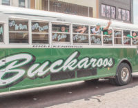 Buckaroos leave for Regional Quarterfinals baseball game in Graham