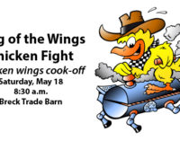 City of Breckenridge to host chicken wings cook-off on Saturday