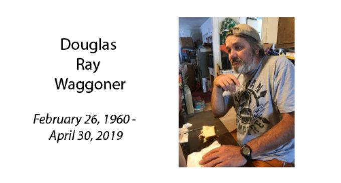 Douglas Ray Waggoner