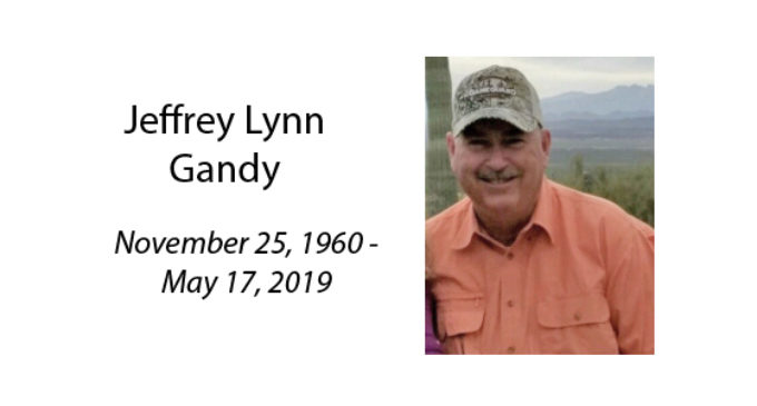 Jeffrey Lynn Gandy