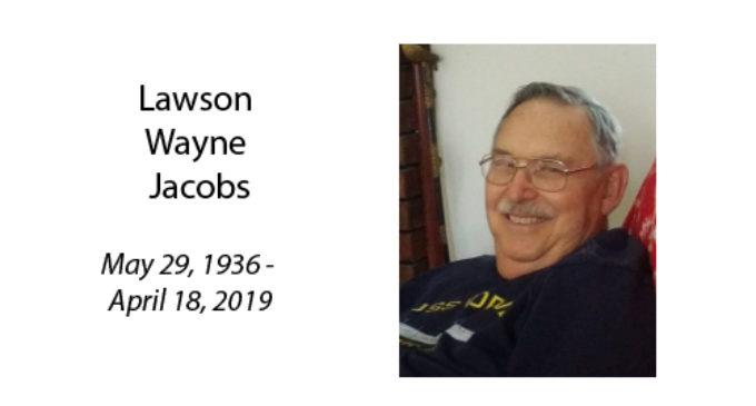 Lawson Wayne Jacobs