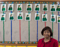 After 30 years as an East Elementary teacher, Rowena Cyprian is retiring