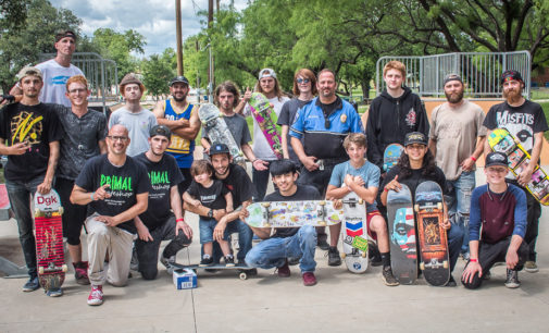 Frontier Days hosts second annual No Brakes Skateboard Competition