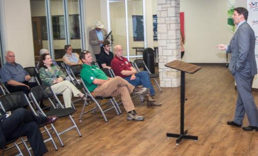 U.S. Rep. Jodey Arrington visits Breckenridge