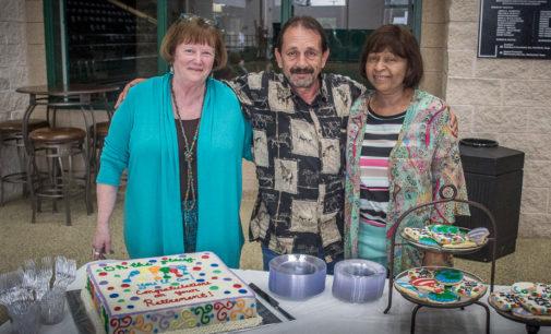 BISD reception honors three retiring employees