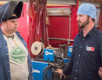 TSTC names BHS graduate as new welding instructor
