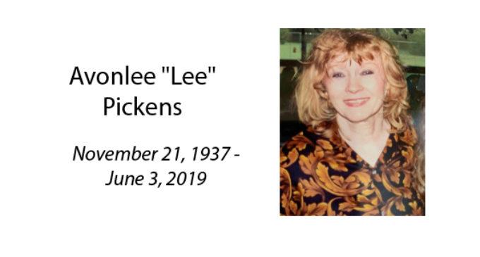 Avonlee 'Lee' Pickens