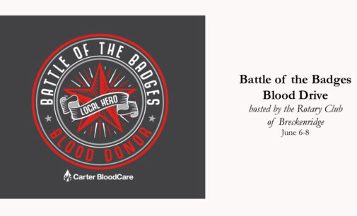 Rotary to host third annual Battle of the Badges Blood Drive this week