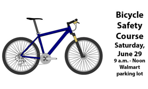BPD to offer bicycle safety course on Saturday