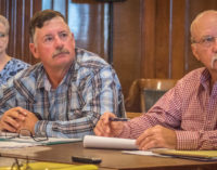 County Commissioners reinstate burn ban; fireworks allowed in county