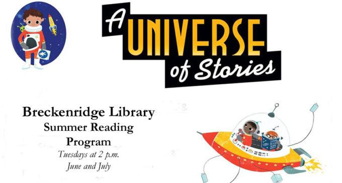 Breckenridge Library's summer reading program starts today