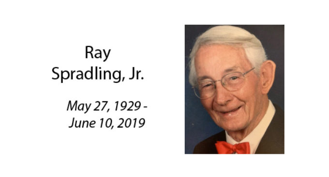 Ray Spradling, Jr.