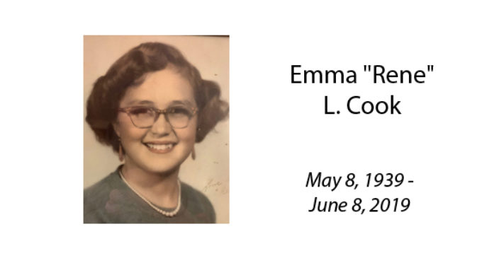 Emma 'Rene' L. Cook