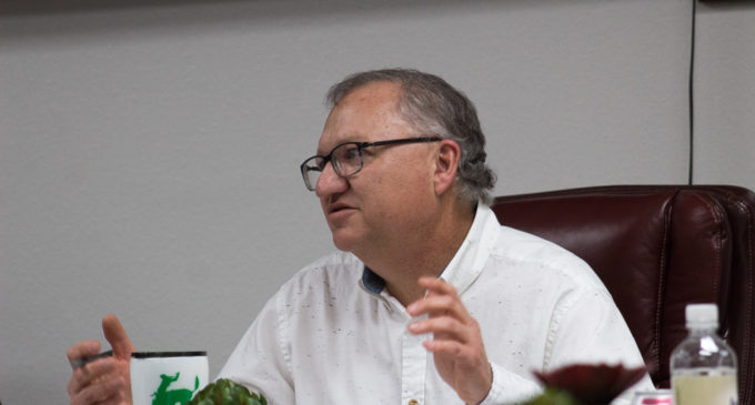 BISD Superintendent Tim Seymore announces his retirement, effective Aug. 31