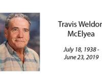 Travis Weldon McElyea