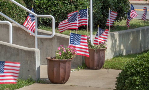Breckenridge shows its patriotic colors on Flag Day