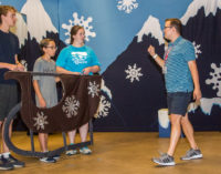 Local theater camp kids to put on 'The Snow Queen' on Saturday