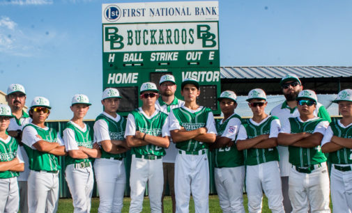 Breckenridge Little League baseball season ends with loss to San Antonio Northern