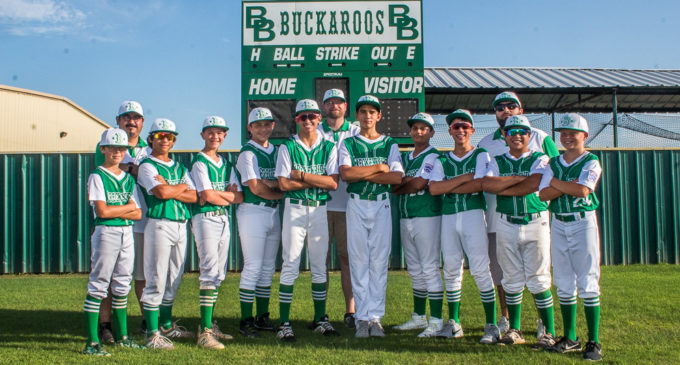 Breckenridge Little League Intermediate All-Stars to play in state tournament this week