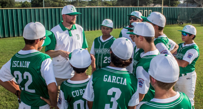 Breckenridge Intermediate All-Stars fall to East Brownsville, continue tournament play today