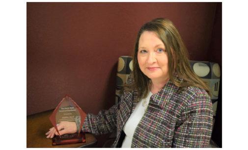 TSTC recognizes Debbie Karl with service award
