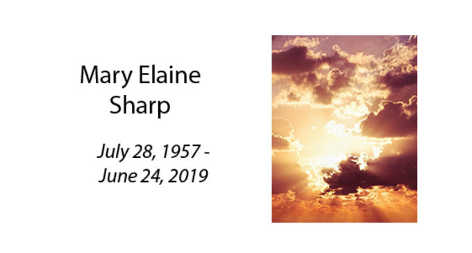 Mary Elaine Sharp