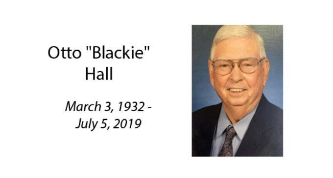 Otto 'Blackie' Hall