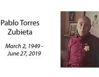 Pablo Torres Zubieta