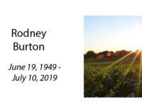 Rodney Burton