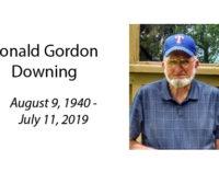 Ronald Gordon Downing