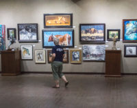 Annual Juried Art Show on exhibit at BFAC